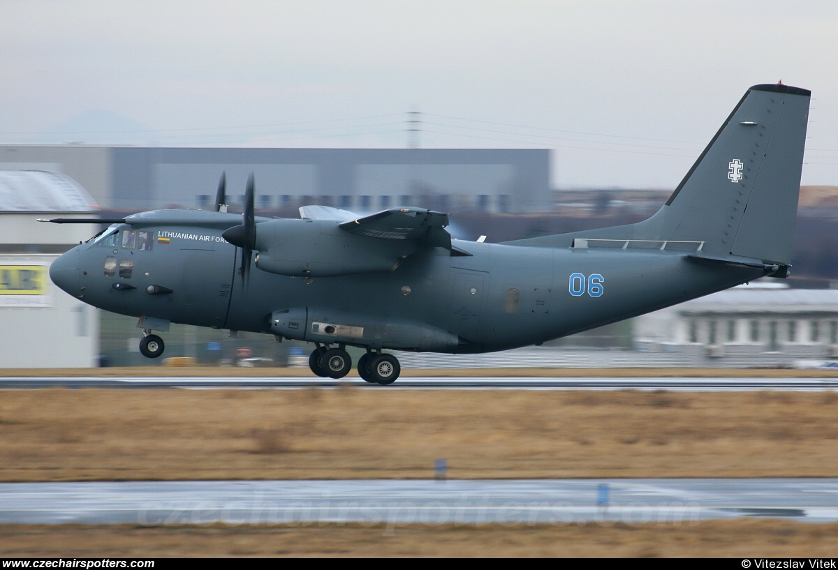 Lithuania - Air Force – Alenia C-27J Spartan 06