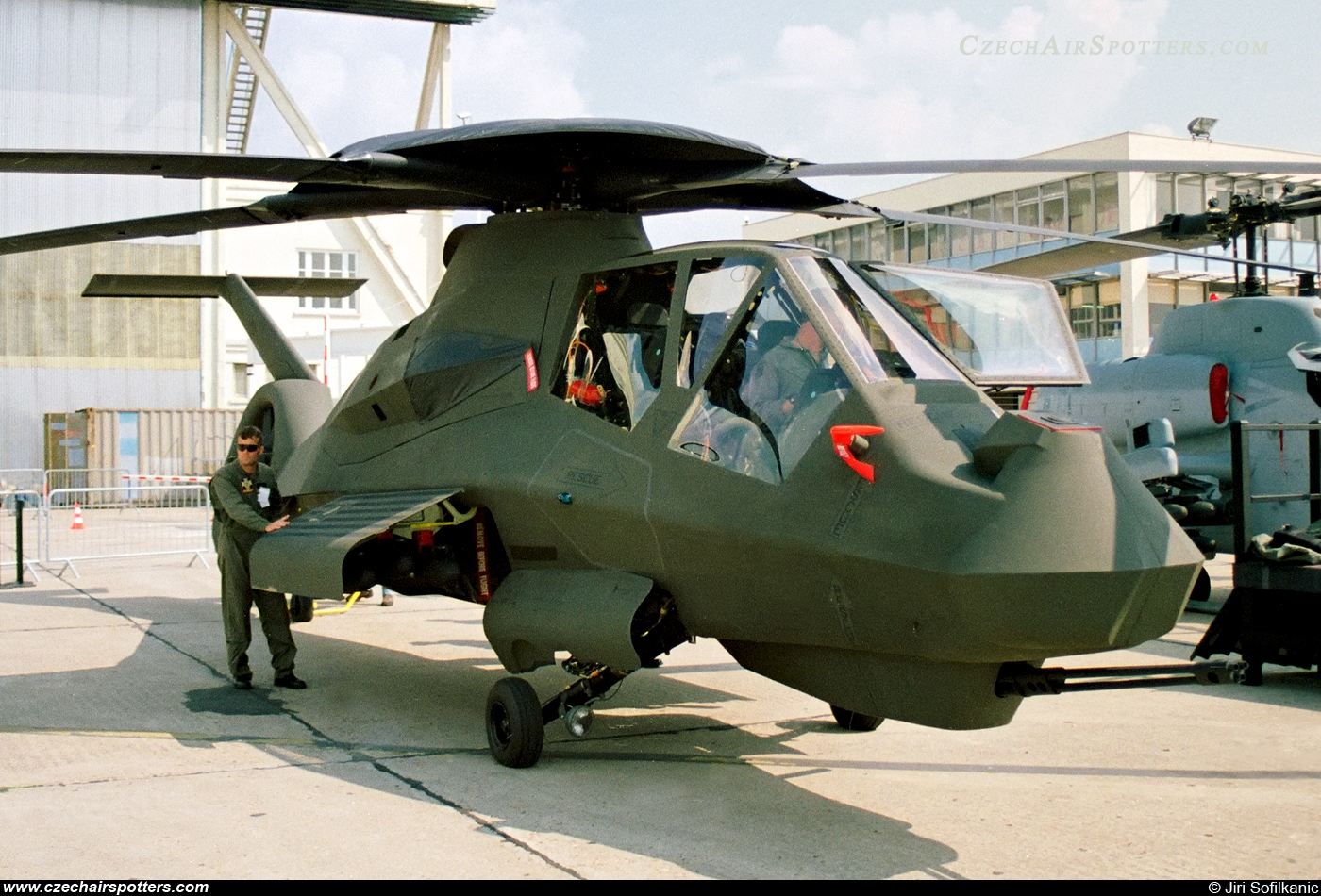 USA - Army – Boeing-Sikorsky RAH-66 Comanche 95-0001