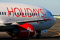 Holidays Czech Airlines  -  CSA ( HCC ) – Boeing Boeing 737-45S OK-WGX