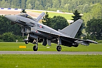 Austria - Air Force – Eurofighter EF-2000 Typhoon S 7L-WC