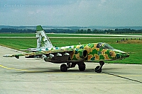 Czech - Air Force – Sukhoi Su-25K Frogfoot 9013