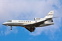 Bank of America Na – Dassault Falcon 50 N156RE