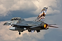 Belgium - Air Force – SABCA F-16BM Fighting Falcon FB-18