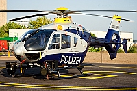 Germany - Polizei – Eurocopter EC 135 P2 D-HBBZ