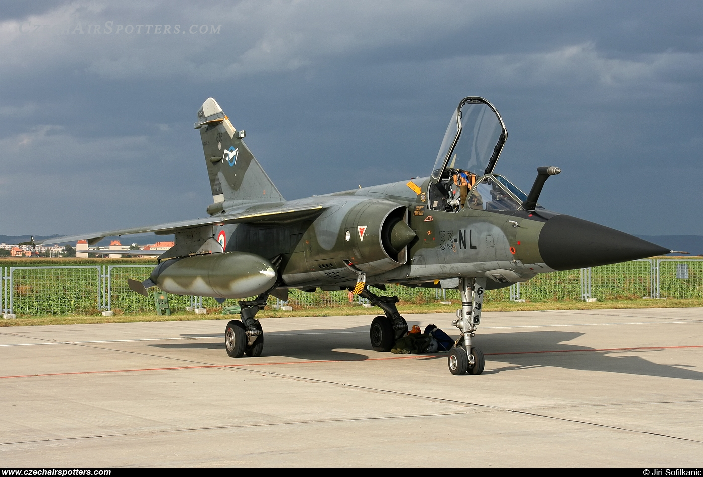 France - Air Force – Dassault Mirage F1CR 33-NL