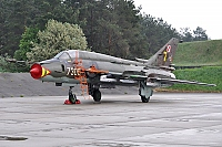 Poland - Air Force – Sukhoi Su-22 M-4 Fitter 7308