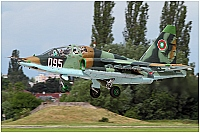 Bulgaria - Air Force – Sukhoi Su-25 UBK Frogfoot 095