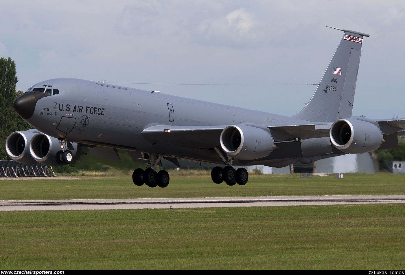 USA - Air Force – Boeing KC-135R Stratotanker 62-3526