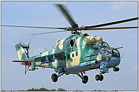 Nigeria - Air Force – Mil Mi-24P Hind NAF530
