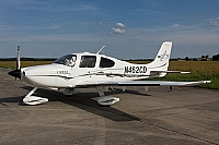 private – Cirrus SR22 GTS N462CD