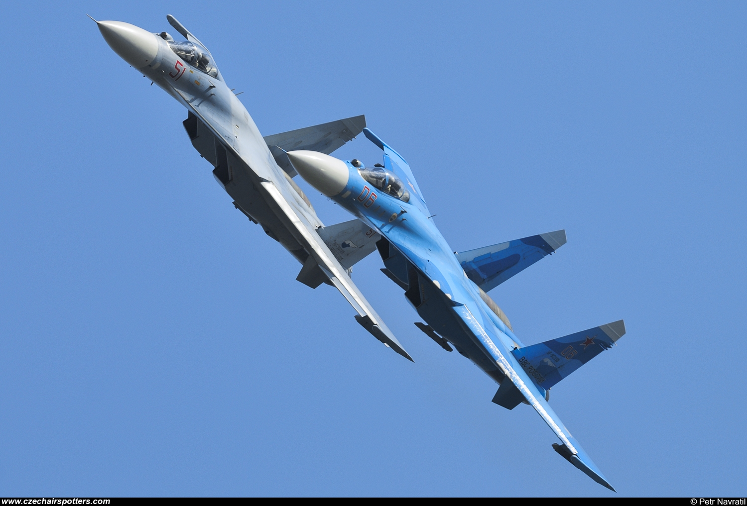 Russia - Air Force – Sukhoi Su-27SM Flanker 06