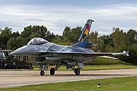Belgium - Air Force – SABCA F-16AM Fighting Falcon FA-84