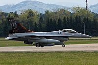 Norway - Air Force – Fokker F-16AM Fighting Falcon 664