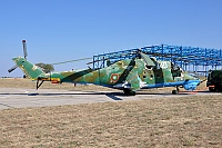 Bulgaria - Air Force – Mil Mi-24V Hind 140