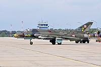 Poland - Air Force – Sukhoi Su-22 M-4 Fitter 9409