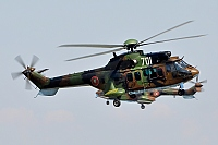 Bulgaria - Air Force – Aerospatiale AS-532AL Cougar 701