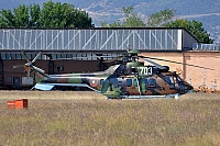 Bulgaria - Air Force – Aerospatiale AS-532AL Cougar 703