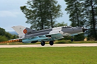 Romania - Air Force  – Mikoyan-Gurevich MiG-21MF Lancer C 6305