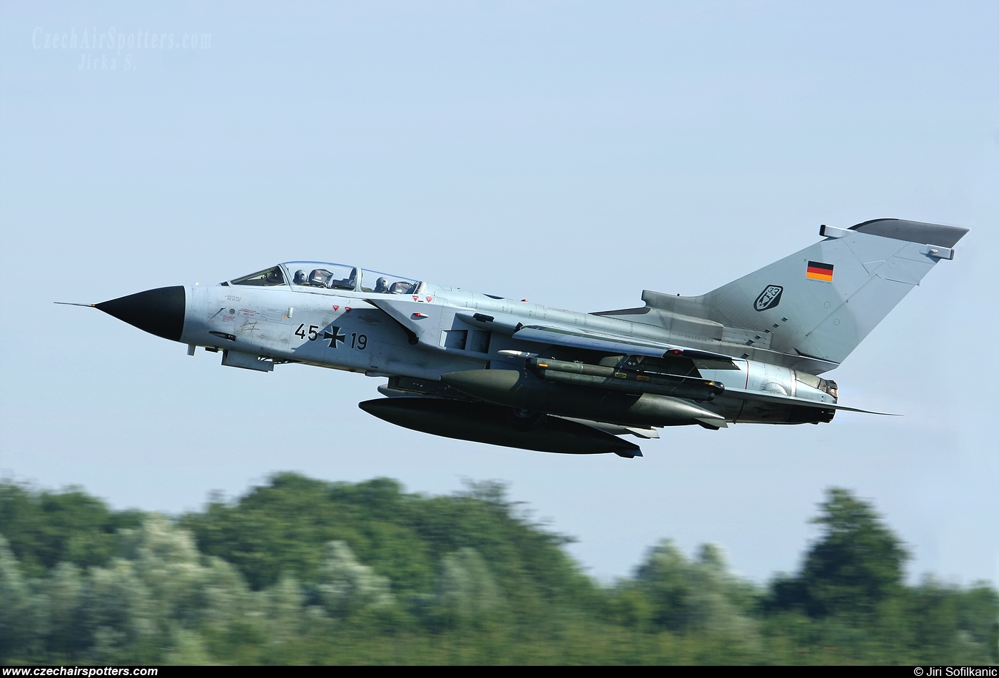 Germany - Air Force – Panavia  Tornado IDS 45+19