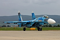 Ukraine - Air Force – Sukhoi Su-27 Flanker B 56
