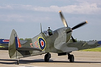 Old Flying Machine Company – Supermarine Spitfire Mk XVIE (type 361) G-MXVI / TE184 / EJC