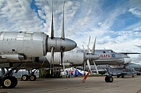 Russia - Air Force – Tupolev Tu-95MS Bear RF-94121