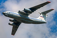 Russia - Air Force – Ilyushin  Il-76MD RA-76547