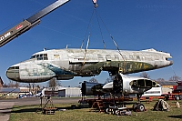 Czech - Air Force – Ilyushin  Il-14FG Crate 0603