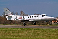 CCF Air Charter – Cessna 550 Citation II D-CCCF
