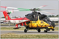Hungary - Air Force – Mil Mi-24V Hind 714