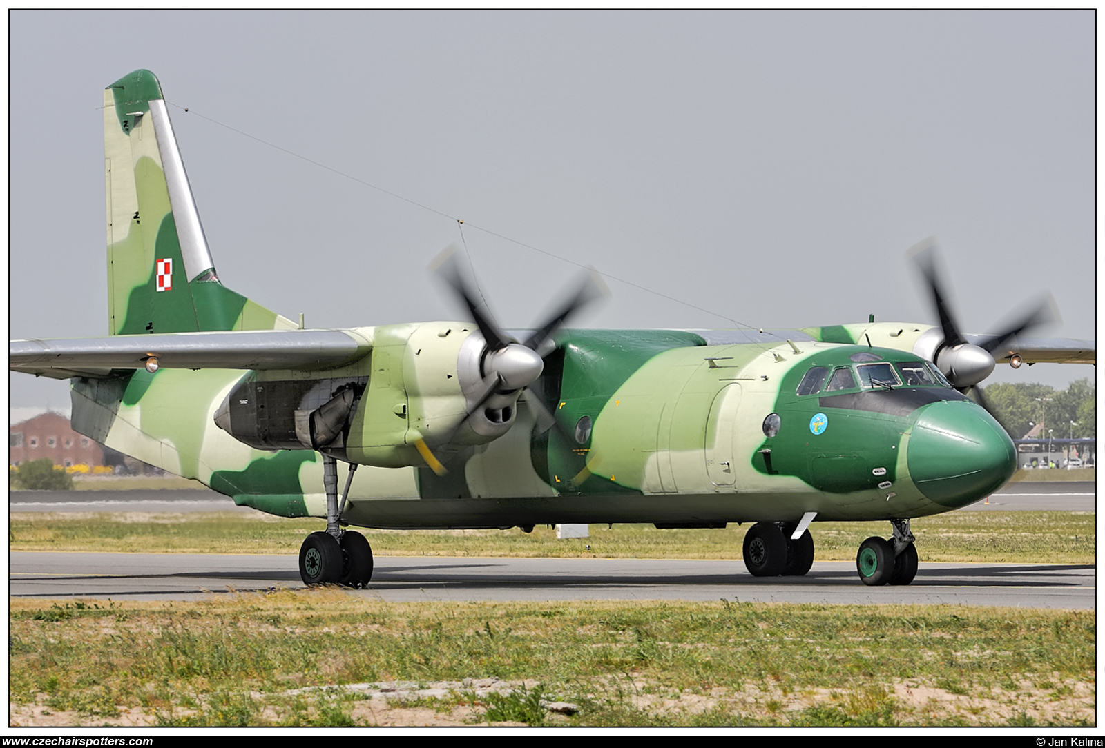 Poland - Air Force – Antonov An-26 1406