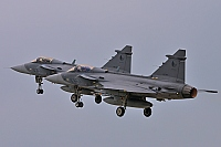 Czech - Air Force – Saab JAS39C Gripen 9238 + 9244