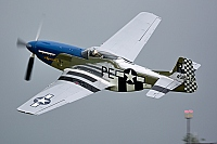 Airtrade – North American P-51D Mustang NL151W/451540/PE-R