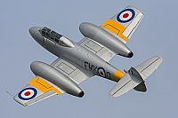 Aviation Heritage Ltd. – Gloster Meteor T.7 G-BWMF/WA591/FMK-Q