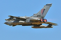 UK - Air Force – Panavia  Tornado GR4 ZA602