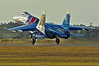 Russia - Air Force – Sukhoi Su-27 Flanker B 08