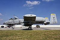 USA - Air Force – Fairchild A-10C Thunderbolt II 81-0981 / SP