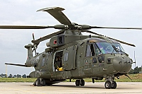 UK - Air Force – Agusta Westland EH-101 Merlin HC3 (Mk411)  ZJ119  / C