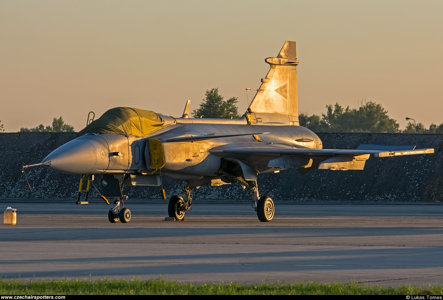 Hungary - Air Force – Saab JAS39C Gripen 30