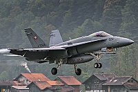 Switzerland - Air Force – McDonnell Douglas F/A-18C Hornet J-5024