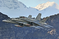 Switzerland - Air Force – McDonnell Douglas F/A-18C Hornet J-5019