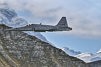 Switzerland - Air Force – Northrop  F-5E Tiger II  J-3015
