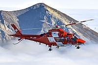 REGA - Swiss Air Ambulance – Agusta Westland Agusta A-109SP HB-ZRP