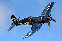 private – Vought F4U-4 Corsair OE-EAS