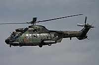 Netherlands - Air Force – Aerospatiale AS-532U2 Cougar Mk2 S-442