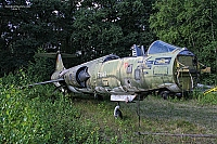 Belgium - Air Force – Lockheed (SABCA) F-104G Starfighter FX41