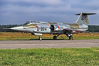 Netherlands - Air Force – Lockheed F-104G Starfighter D-8114