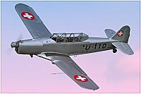 private – Pilatus Aircraft P-2-05 U-110/G-PTWO