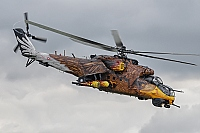 Hungary - Air Force – Mil Mi-24V Hind 716