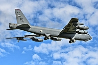 USA - Air Force – Boeing B-52H Stratofortress 61-0031/BD